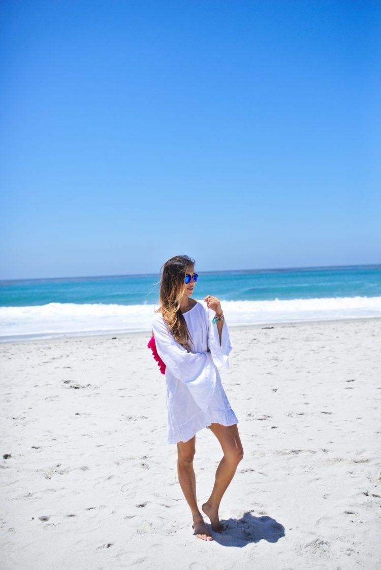 cuppajyo_sanfrancisco_california_style_fashionblogger_lifestyle_travelblogger_carmel_beach_swimwear_sundress_beachbrella_summer_9