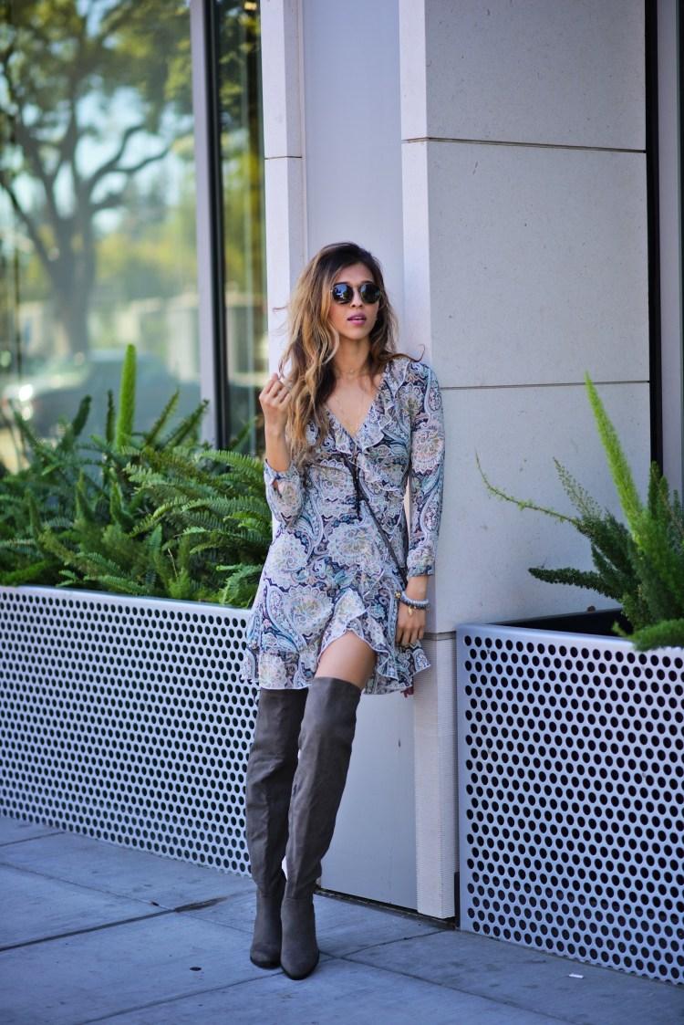 cuppajyo_sanfrancisco_bayarea_fashion_lifestyle_travelblogger_callitspring_wyldr_revolve_ruffled-_wrap_minidress_overthekneeboots_fallfashion_streetstyle_7
