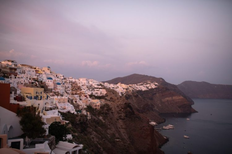 Greece : Santorini Travel Guide | Jyo Shankar