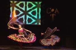 Kalbeliya Dance - Rajput Maharani IDW Festival Barcellona 2013