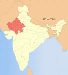 India_Rajasthan_locator_map