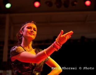 Rajasthani Dance by rajput Maharani - Nomad Dance Fest 2012