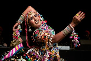 Kalbeliya Dance - Sayari Sapera Roots of Gipsy - Nomad Dance Fest, Milano 2012