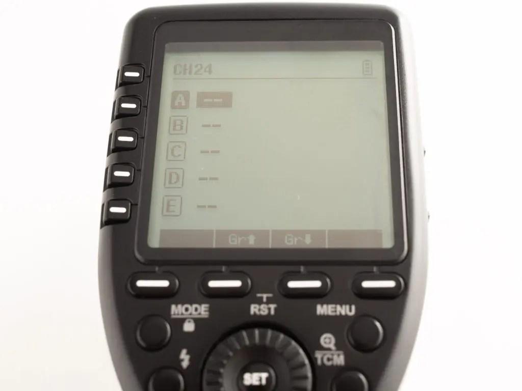 XproにTT600を同期させる