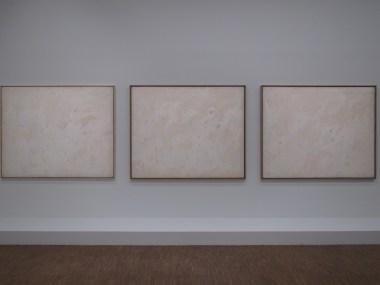 Sans titre (Lexington), 1959 (les trois toiles)