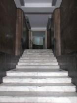 Hall d'entrée de l'immeuble Lévy-Bendayan