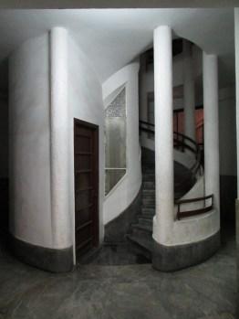 Immeuble Lévy-Bendayan, niveau zéro