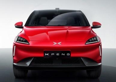Xiaopeng Motors G3 Model