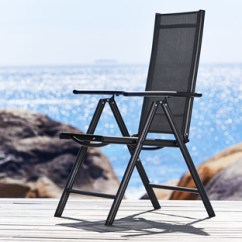 Black Metal Folding Garden Chairs How To Install Chair Rail Wicker Quality Jysk Patio Furniture