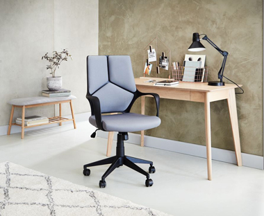 desk or chair bertoia bird office chairs and computer faux a stylish for well designed home