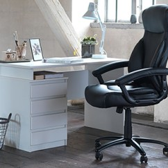 Office Desk Chairs Small For Bedrooms And Computer Faux A Comfortable Chair Your Home Workspace