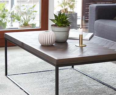 billige sofaborde esbjerg sofa bed malaysia showroom kob nyt sofabord hos jysk stort udvalg af smarte sort og brunt i massivt trae med plante vase