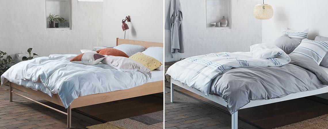 Kleur en styling bepalen de sfeer in jouw slaapkamer  JYSK