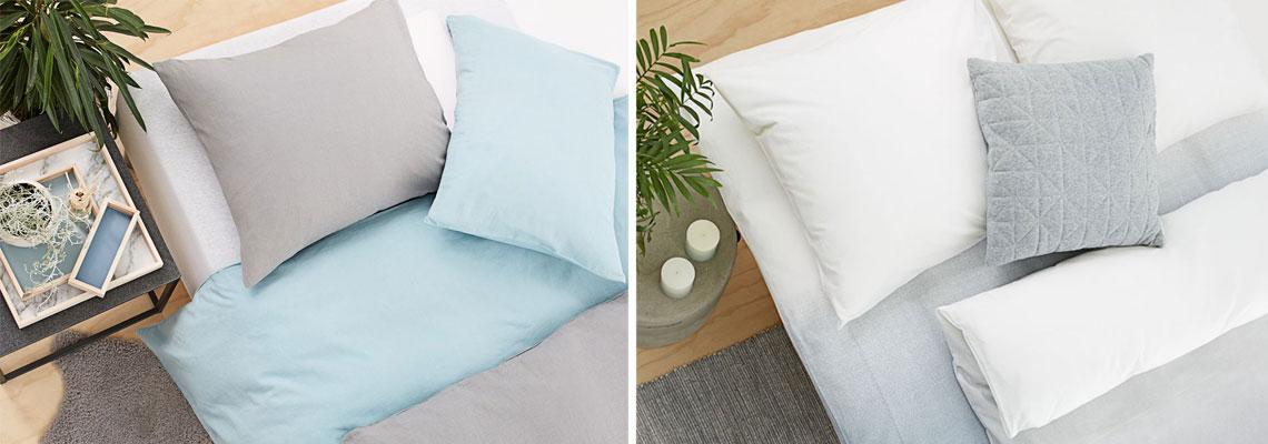 De kleuren in je slaapkamer benvloeden je slaap