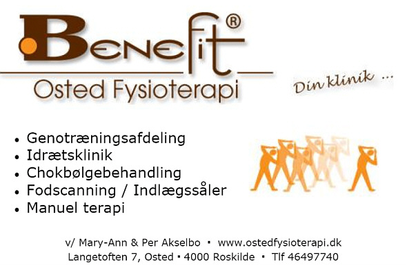 fysioterapi, osted, benefit