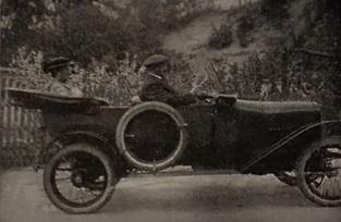 Køretøj 1915