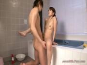 風呂場で生ハメセックスをする熟女系AV女優の結城みさのjyukujo動画画像無料