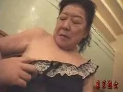 お婆ちゃんのセックスが見れるフェチ必見のjyukujo動画