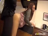 五十路美熟女母が息子に不倫を目撃されるjyukujyo動画画像無料