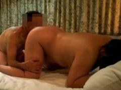豊満な五十路熟女の妻との夫婦セックスを記録した個人撮影ビデオ