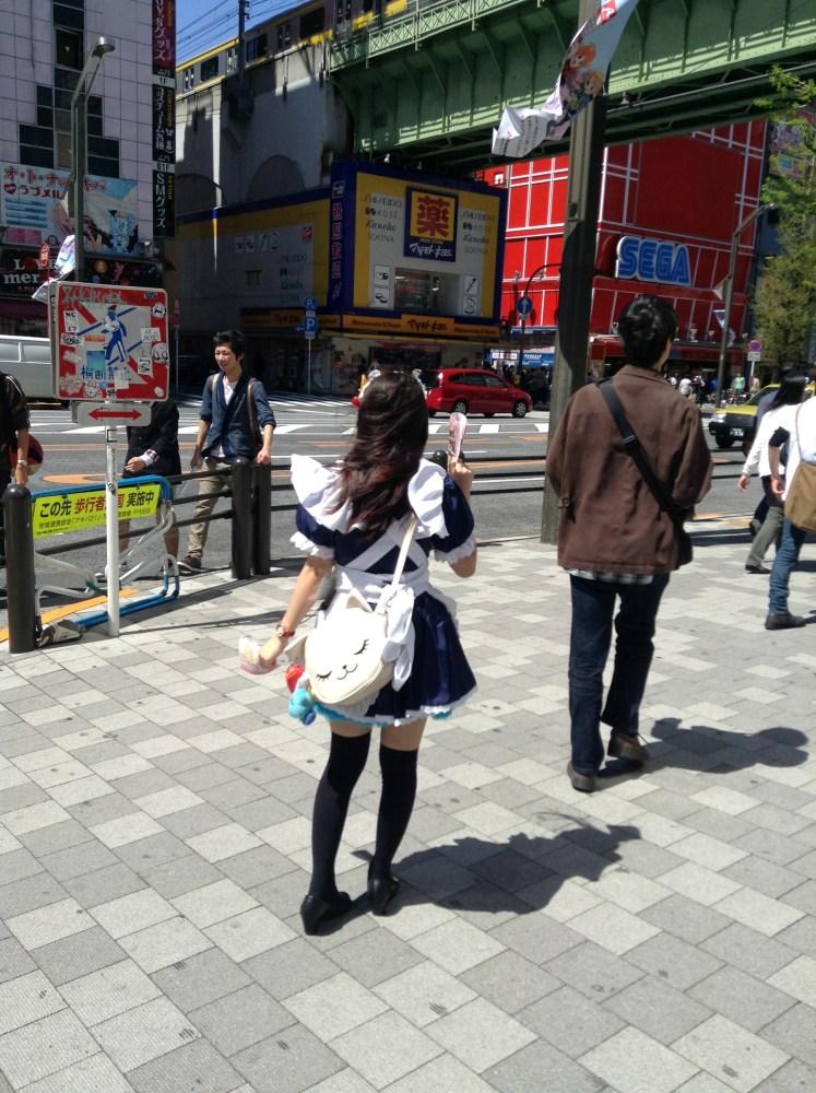 My Visit To Akihabara: Anime, Maid Cafés and the Otaku! (2/6)