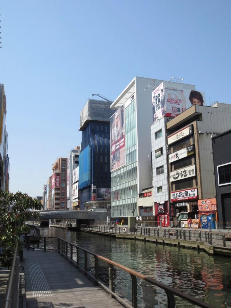 My visit to Osaka: Welcome to Dotonburi! (5/6)