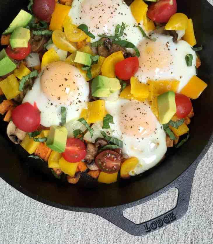 Easy One Pan Breakfast Skillet