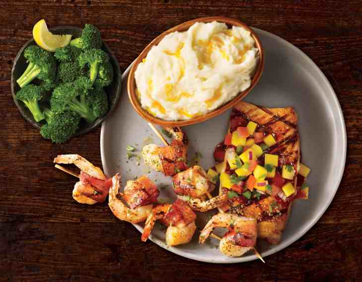 TGI Fridays Menu Overhaul
