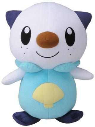 Pokemon  Oshawott Big Plush  Best Buy Japanese Products