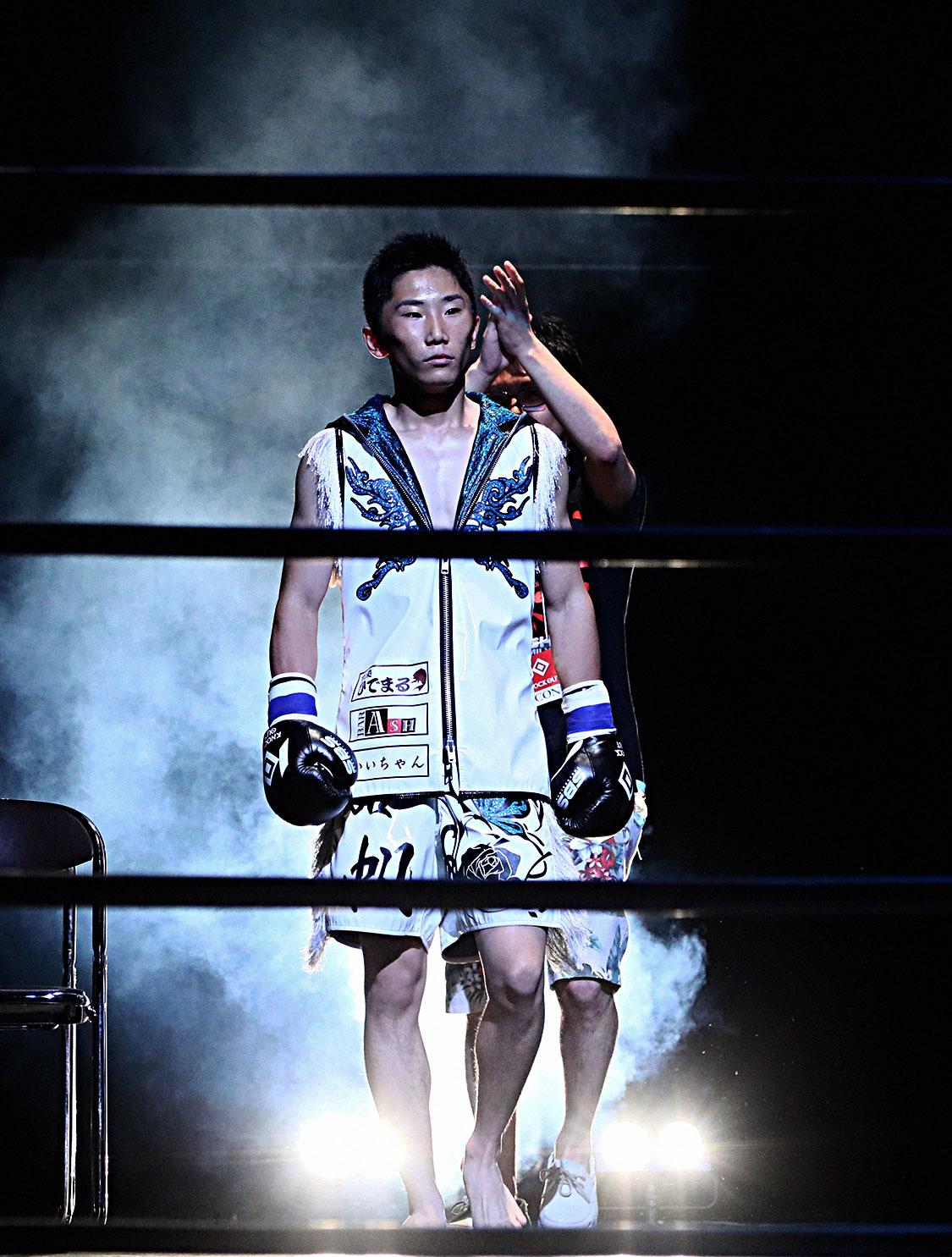 タネヨシホは韓国人?試合や高校、兄弟を紹介!戦績や入場曲も!wiki的プロフィール【キック】