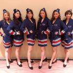 【K-1】ラウンドガール2019のメンバーまとめ!K-1ガールズ第5期