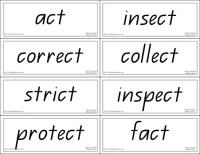 Triple Consonant Blends Worksheets - 1st grade phonics ...