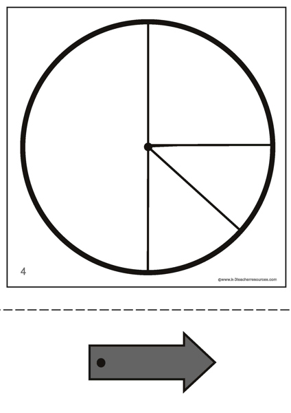Probability Spinners K-3 Teacher Resources