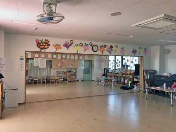 荒尾めぐみ幼稚園のりす・うさぎ組の写真