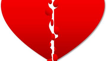 La maladie du coeur brisé