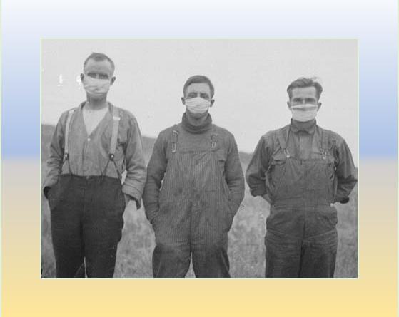 La grippe espagnole histoire se répète-t'elle
