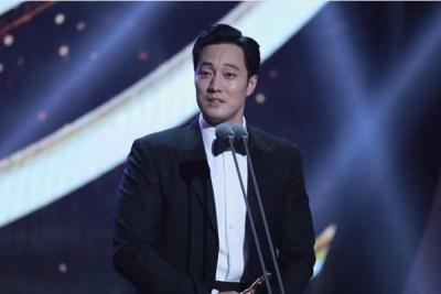 MBC演技大賞 は、 ソ・ジソブ 『私の後ろにテリウス』