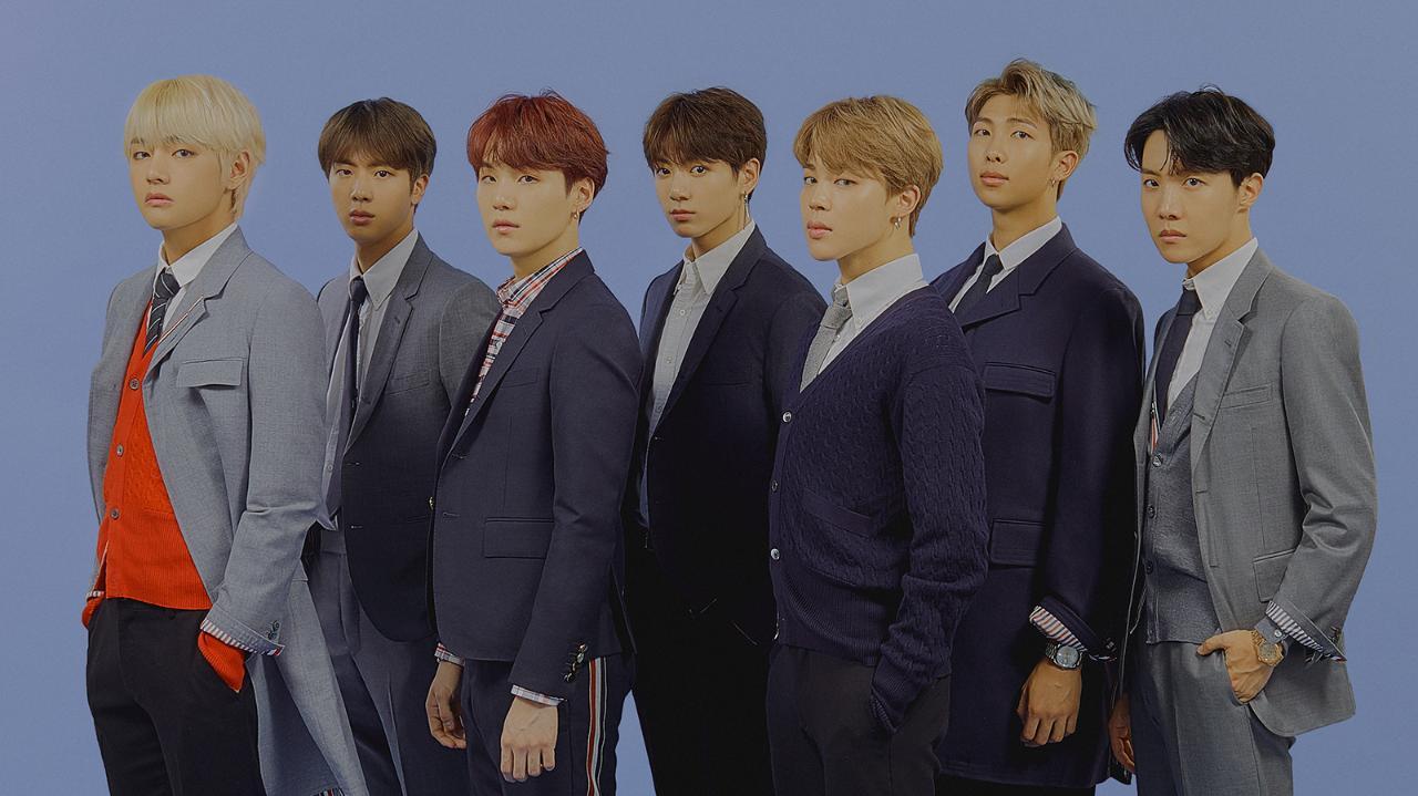 BTS Honore La Couverture Du Prestigieux Magazine TIME K GEN