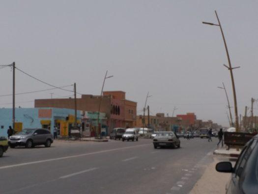 K in Motion Travel Blog. Nouadhibou, Mauritania