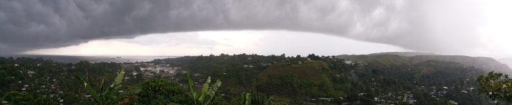 K in Motion Travel Blog, Solomon Islands Peace Park Memorial, Honiara, Guadalcanal