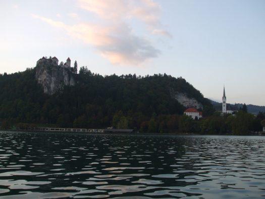 K in Motion Travel Blog. Europe. Lake Bled