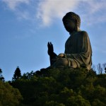 K in Motion Travel Blog. Hong Kong on a Budget. Tian Tin Buddha, Ngong Ping, Lantau Island