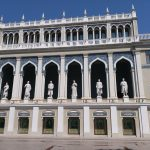 K in Motion Travel Blog. 9 Fun Things to do in Baku. Building With In-built Monuments