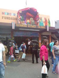 K in Motion Travel Blog. Mountain Adventures in Costa Rica. San Jose Market