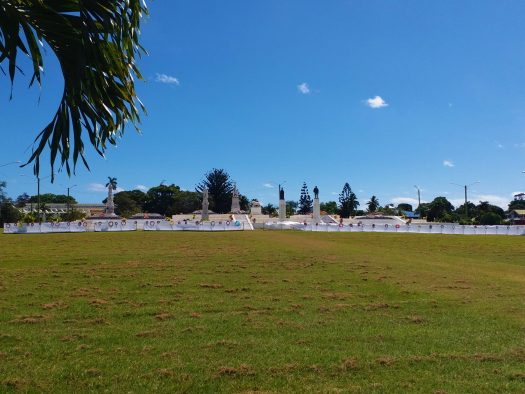 K in Motion Travel Blog. Tantalisingly Tropical Tonga. Royal Tombs