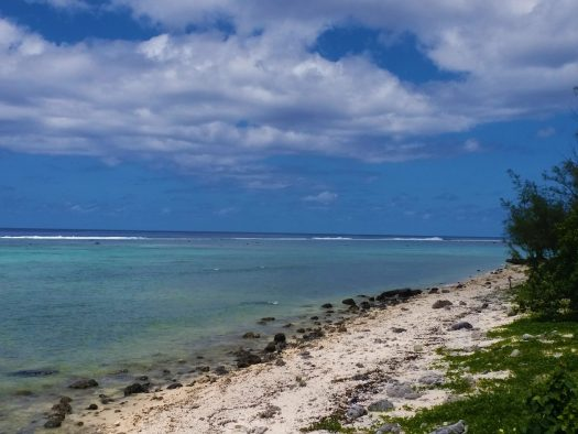 K in Motion Travel Blog. The Captivating Cook Islands. More Coastal Views in Rarotonga