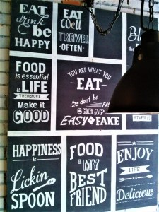 K in Motion Travel Blog. Amusingly Funny Signs Around the World. Cafe Signs in Kathmandu