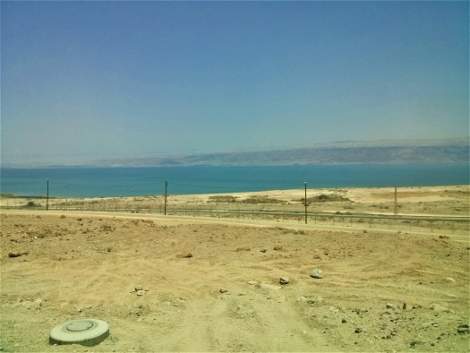 K in Motion Travel Blog. Interesting Sites in Southern Israel. The Dead Sea