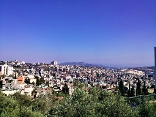 K in Motion Travel Blog. Religious Sites and Nature of Northern Israel. Nazareth