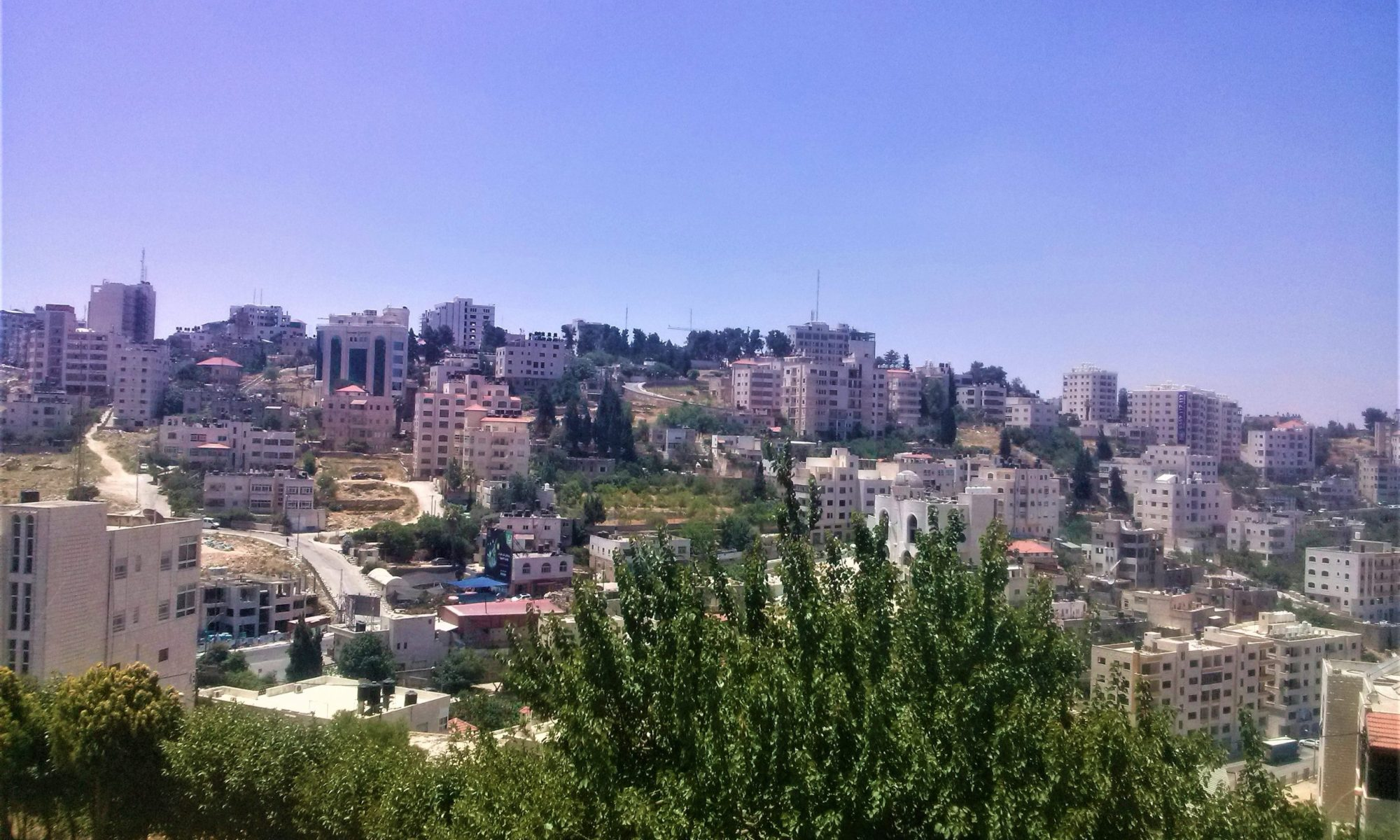 K in Motion Travel Blog. What Is It Really Like in Palestine. Ramallah